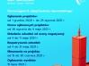 Harmonogram 8. edycji budżetu obywatelskiego